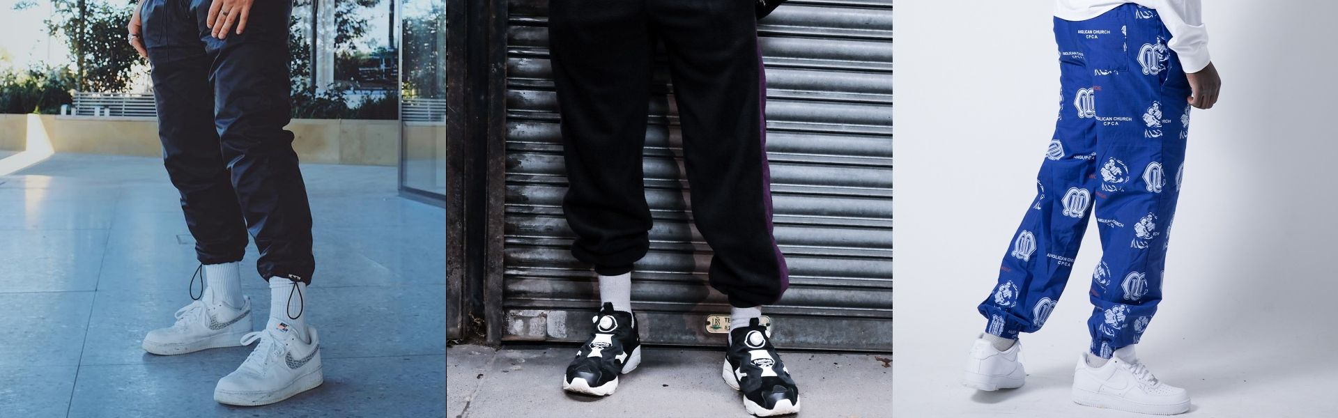A lazy lad's guide to wearing trackies (basically) everywhere