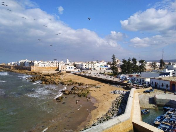 Jog on Amsterdam- Essaouira is the next student destination