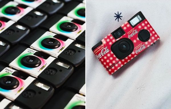 Here's why disposable cameras are making a comeback