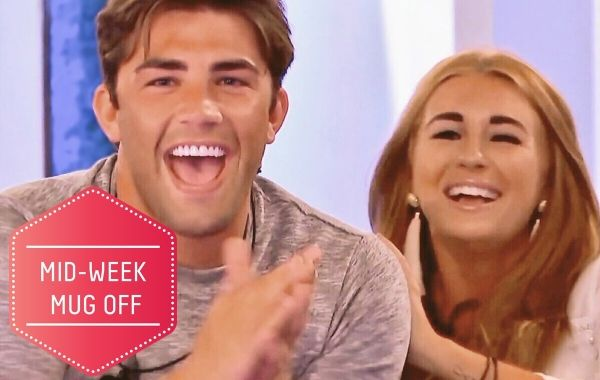 Love Island Mid-Week Mug Off: Week 3