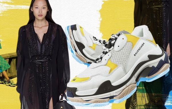 Kitty vs Fashion: The rise and rise of the ugly trainer