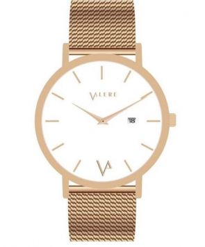 Novus Edition 40mm Rose Gold with Mesh Strap