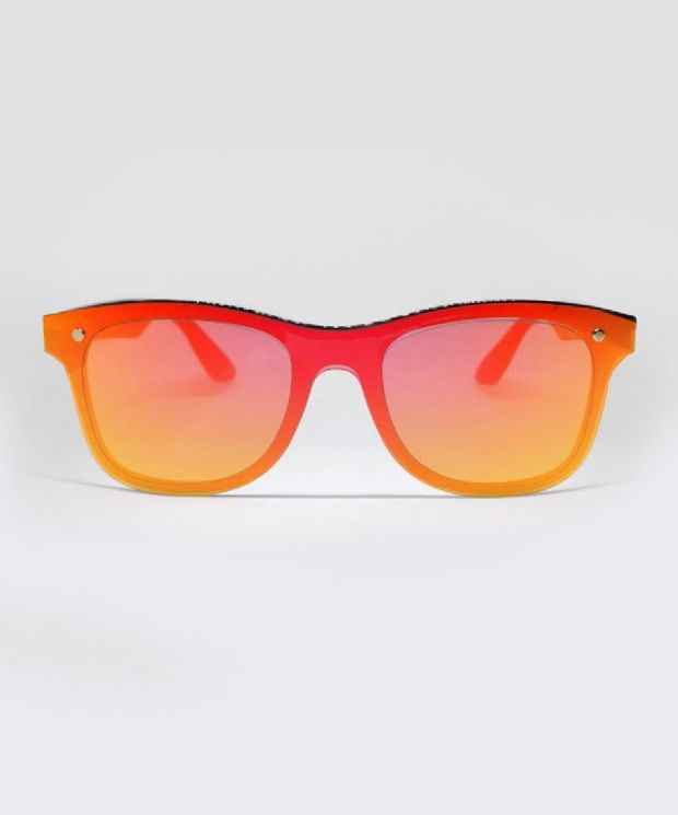 CASABLANCAS Polarised Sunglasses - Red