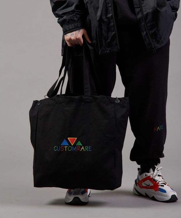 With Flying Colours Tote Bag