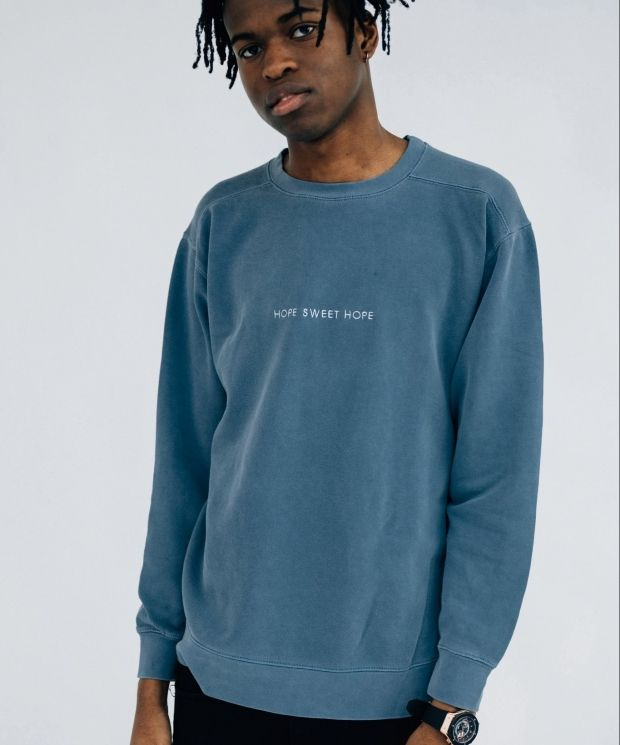 OCEAN HOPE SWEET HOPE SWEATER (UNISEX)
