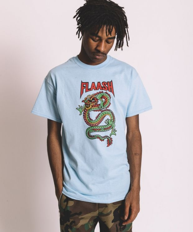 Flaash Draagon - Light Blue