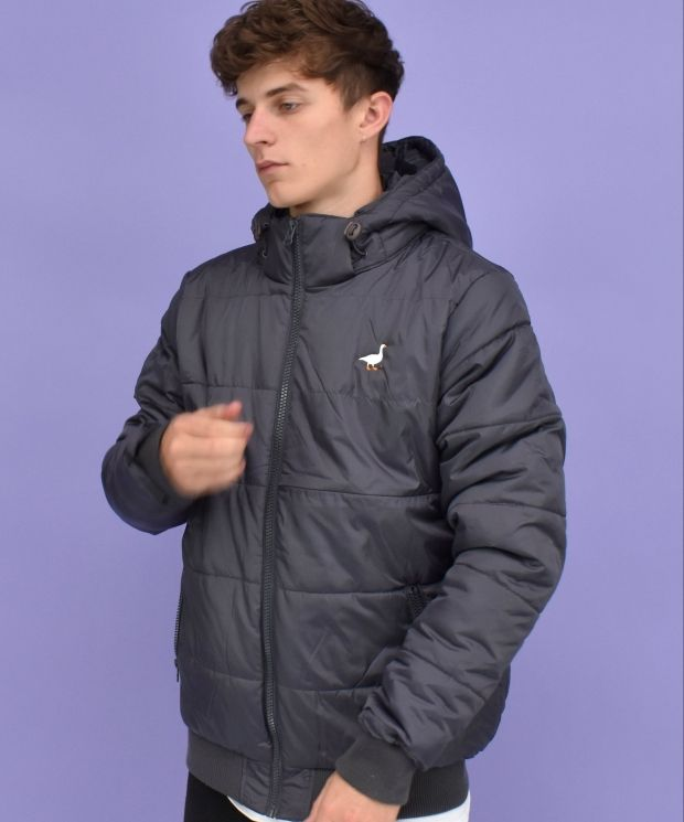G&G Unisex Dark Grey Goose Superhood