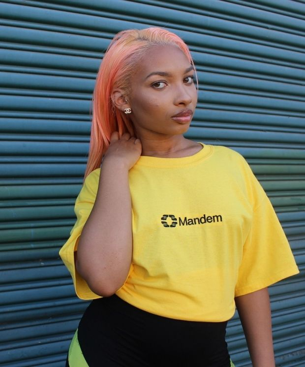 Mandem Yellow T-Shirt