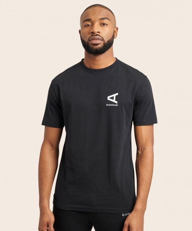 Arcminute T-Shirt Black