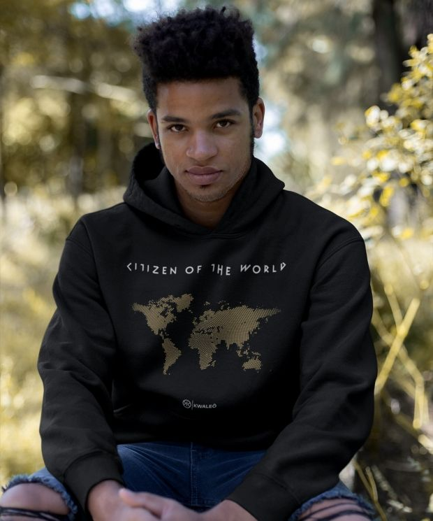 CITIZEN OF THE WORLD HOODIE