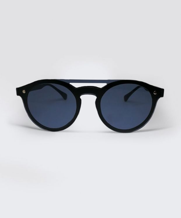 TAYLOR Brow Bar Sunglasses - Black