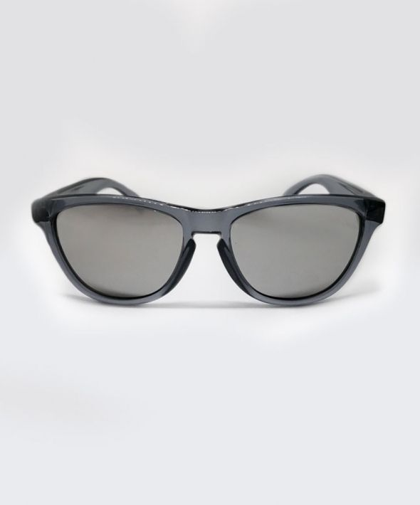 ZANDER Clear Sunglasses - Grey