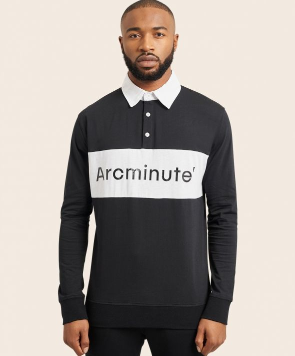 Arcminute Chest Panel Ruby Shirt