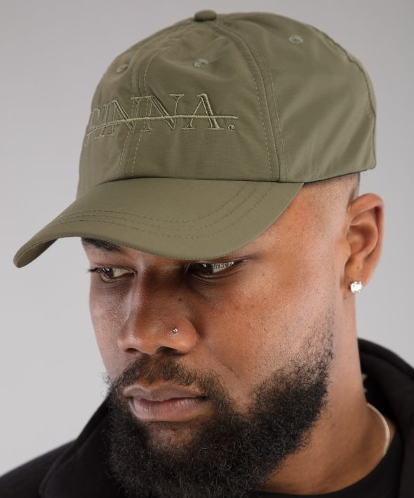 PINNA WXNGSII 6 Panel Cap - Olive