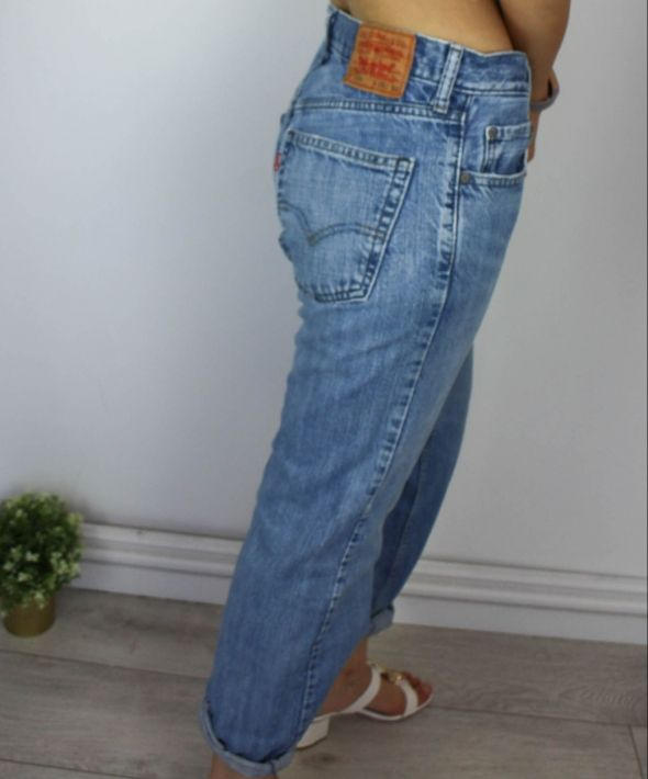 Vintage Levi's Red Tab Jeans with Logo Back 4187706