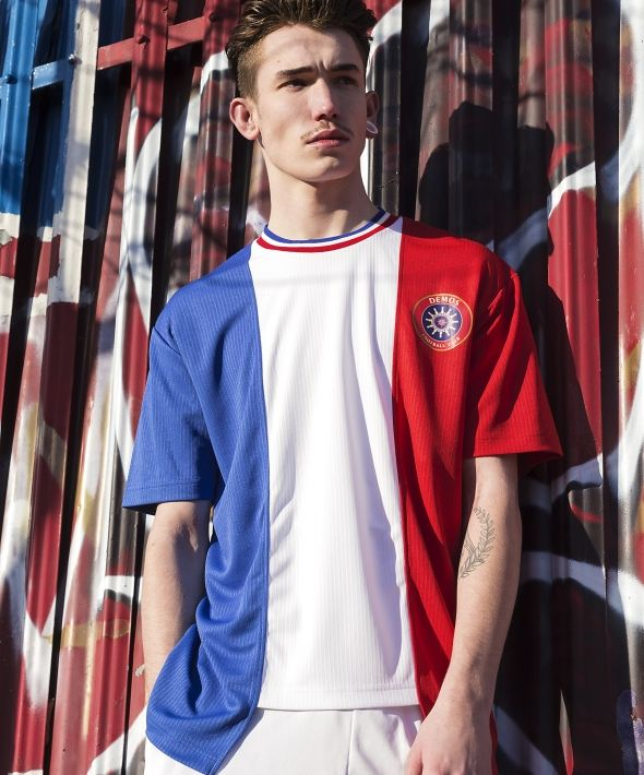 DÊMOS FC french jersey