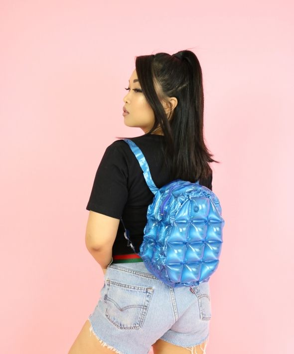 Festival Inflatable Blow Up Y2k 90s Mini Backpack Bag