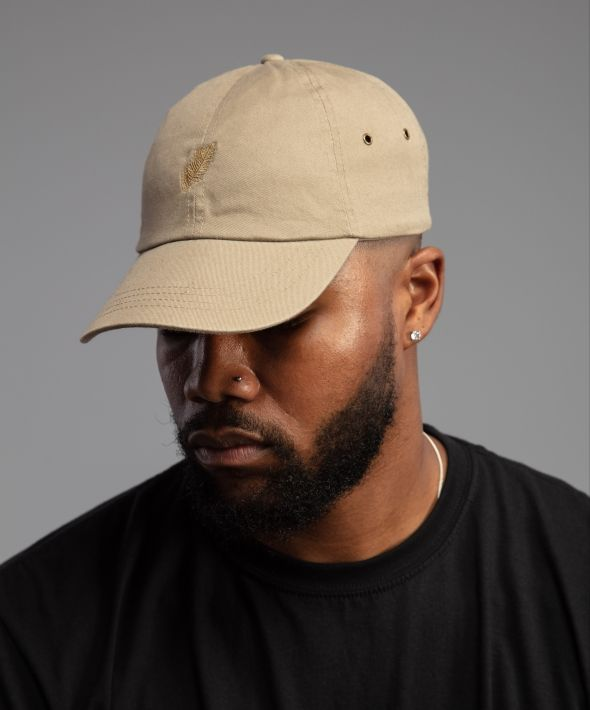 PINNA Basic Cap - Khaki