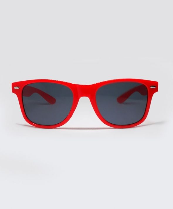 KRAVITZ Wayfarer Sunglasses - Red