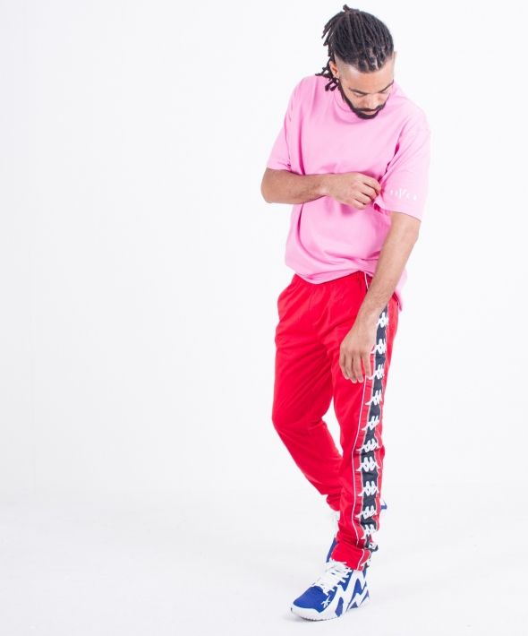 Classic Fit Candy Pink Tee