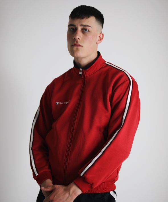 Champion Sports Tracksuit Top