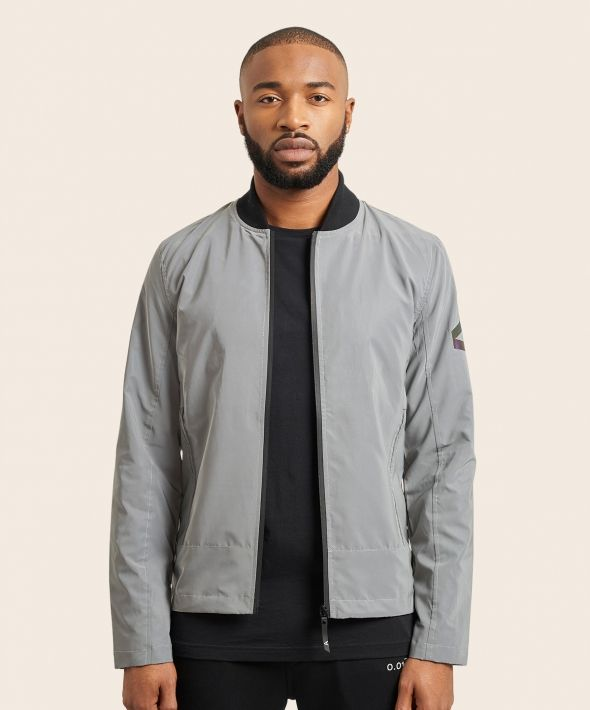 Arcminute Chromo Bomber Jacket