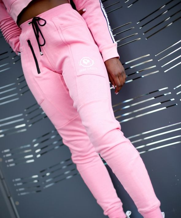 UXR Fitted Joggers - Pink