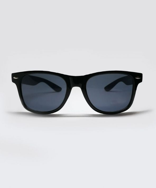 KRAVITZ Wayfarer Sunglasses - Black