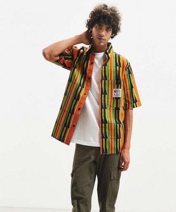 Kente  Pride Shirt