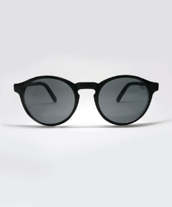 HAVILLAND Round Sunglasses - Black