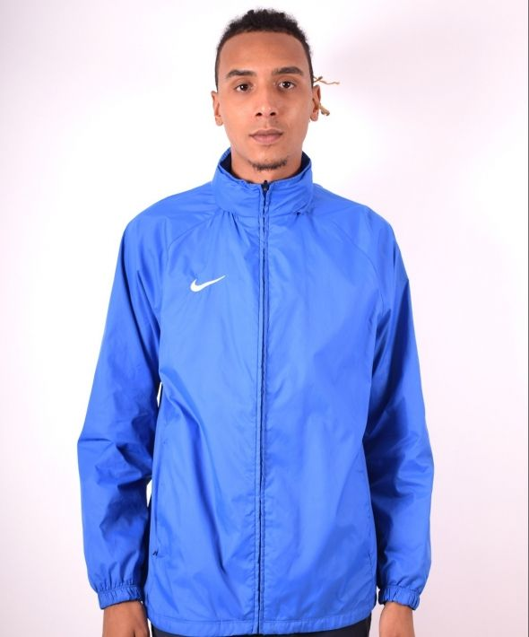 Nike Mens Vintage Rain Jacket Large Blue 90s