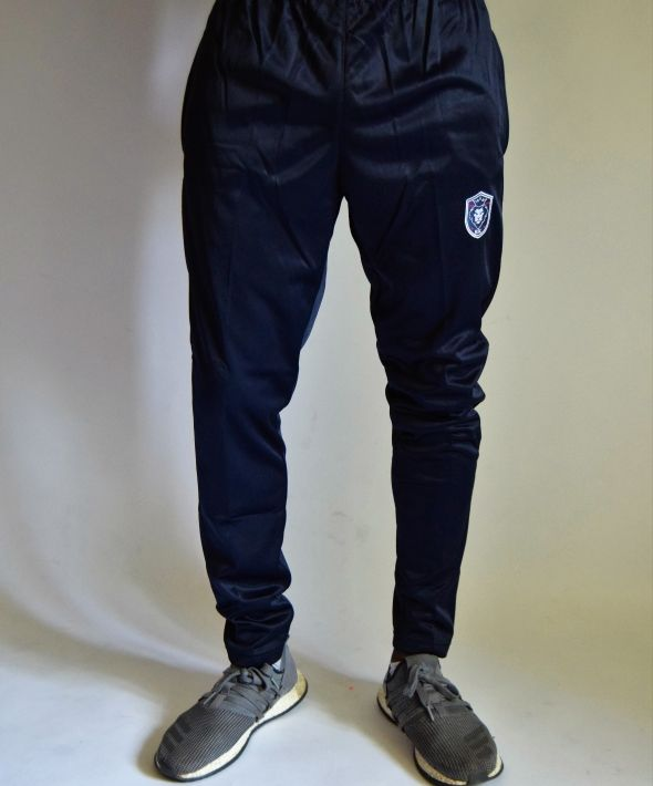 Heritage Navy Tracksuit Bottoms