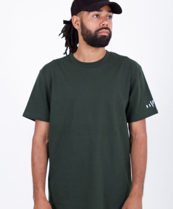 Classic Fit Forest Green Tee