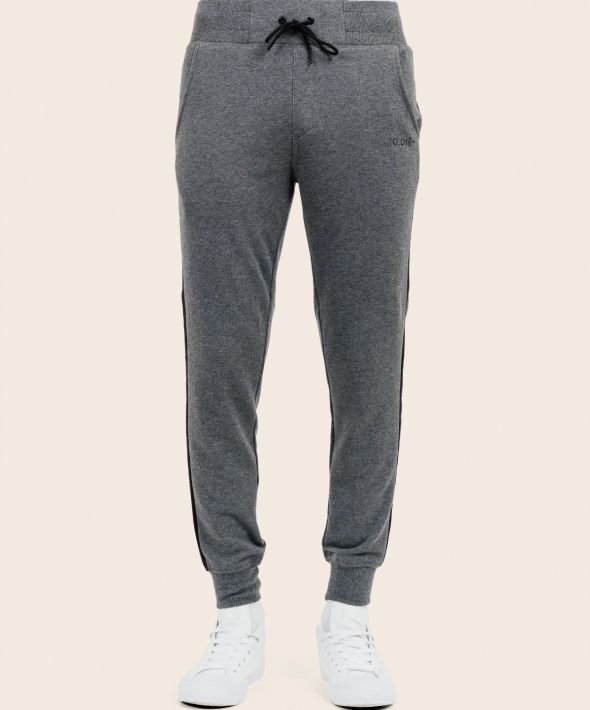 Statement Joggers Grey With Arcminute Logo