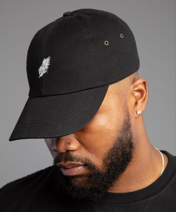 PINNA Basic Cap - Black