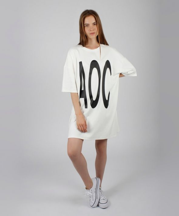 AOC T-Shirt Dress