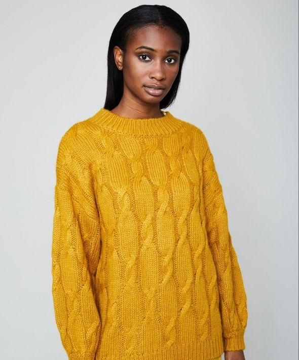 The Eliza Knit