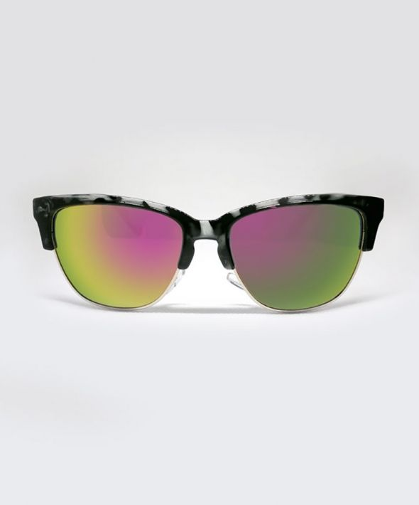 GYLENHAAL Polarised Sunglasses - Leopard/Rainbow