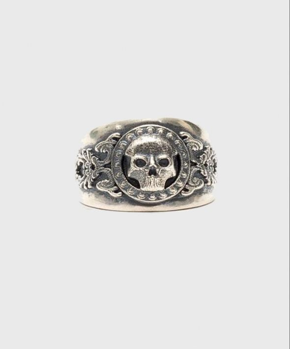 Silver Immortal Ring