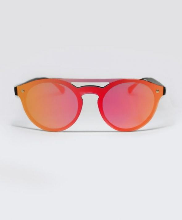 TAYLOR Brow Bar Sunglasses - Red