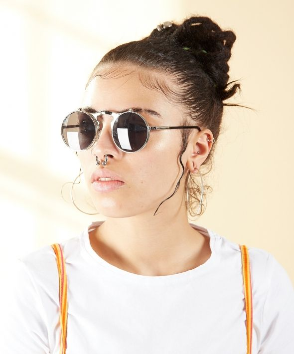 Flip Retro Sunglasses