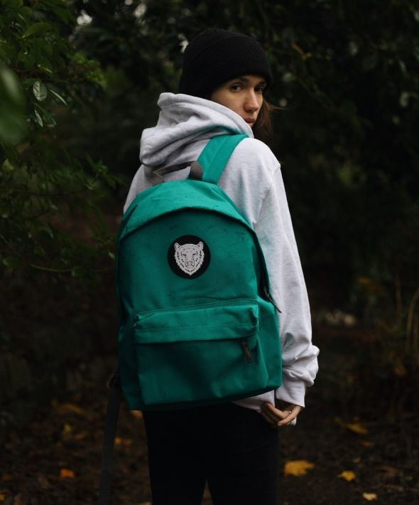 Outsiders Everyday Rucksack in Teal