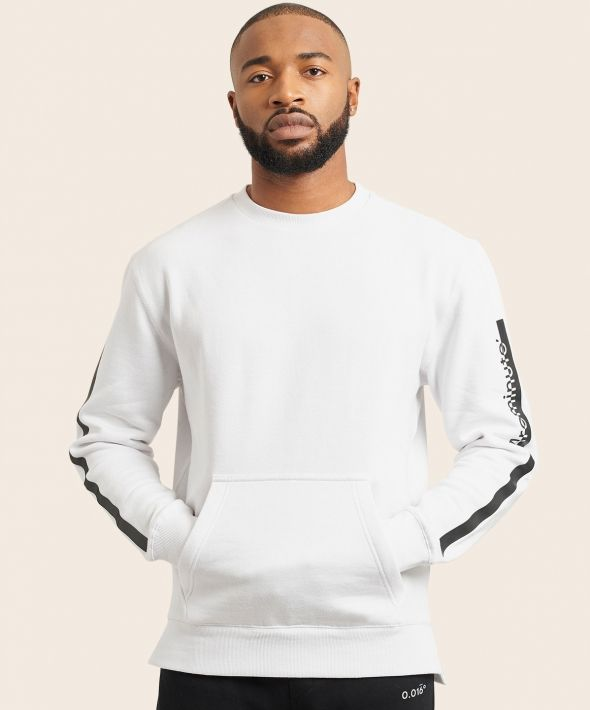 Arcminute Crewneck With Pocket