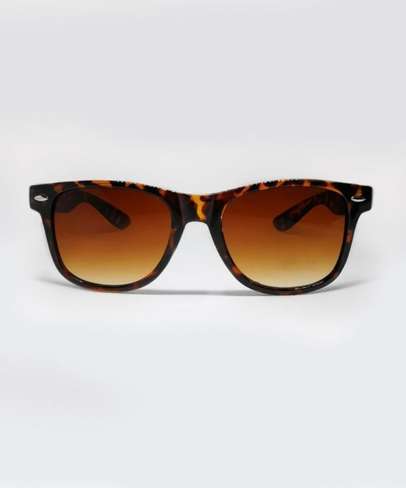KRAVITZ Wayfarer Sunglasses - Tortoise/Brown
