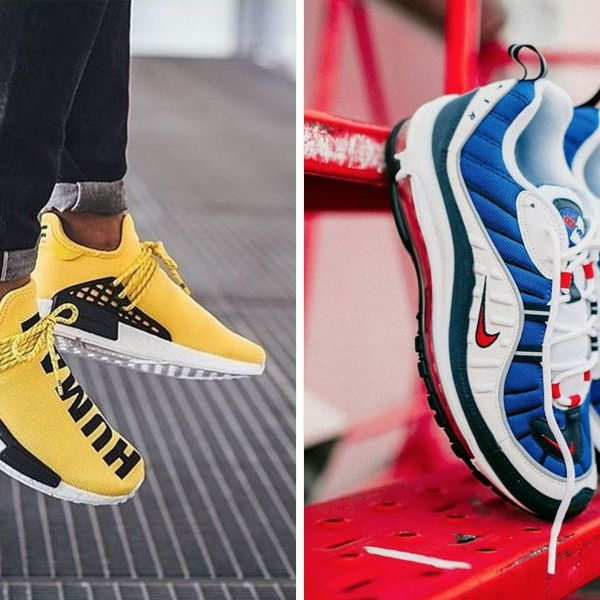 These are the trainers you'll be wearing in 2018